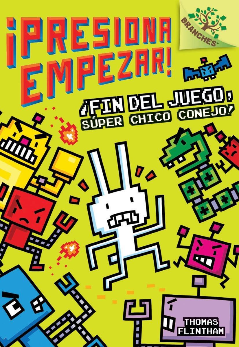 Un libro de la serie Branches (¡Presiona Empezar! #1) (Spanish Edition) (9781338187915): Thomas Flintham: Books