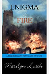 Enigma of Fire (Berdie Elliott Mysteries) Kindle Edition