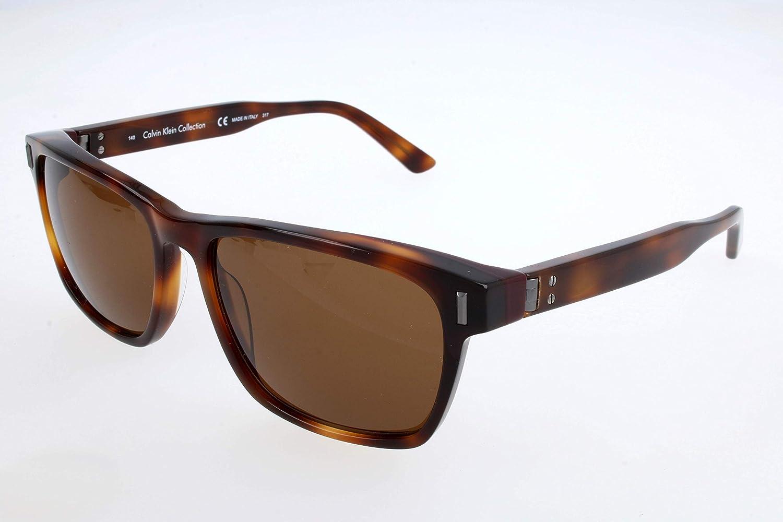 5342985bc716 Amazon.com  Calvin Klein Plastic Frame Brown Lens Ladies Sunglasses  LCK8548S5717218  Calvin Klein  Watches