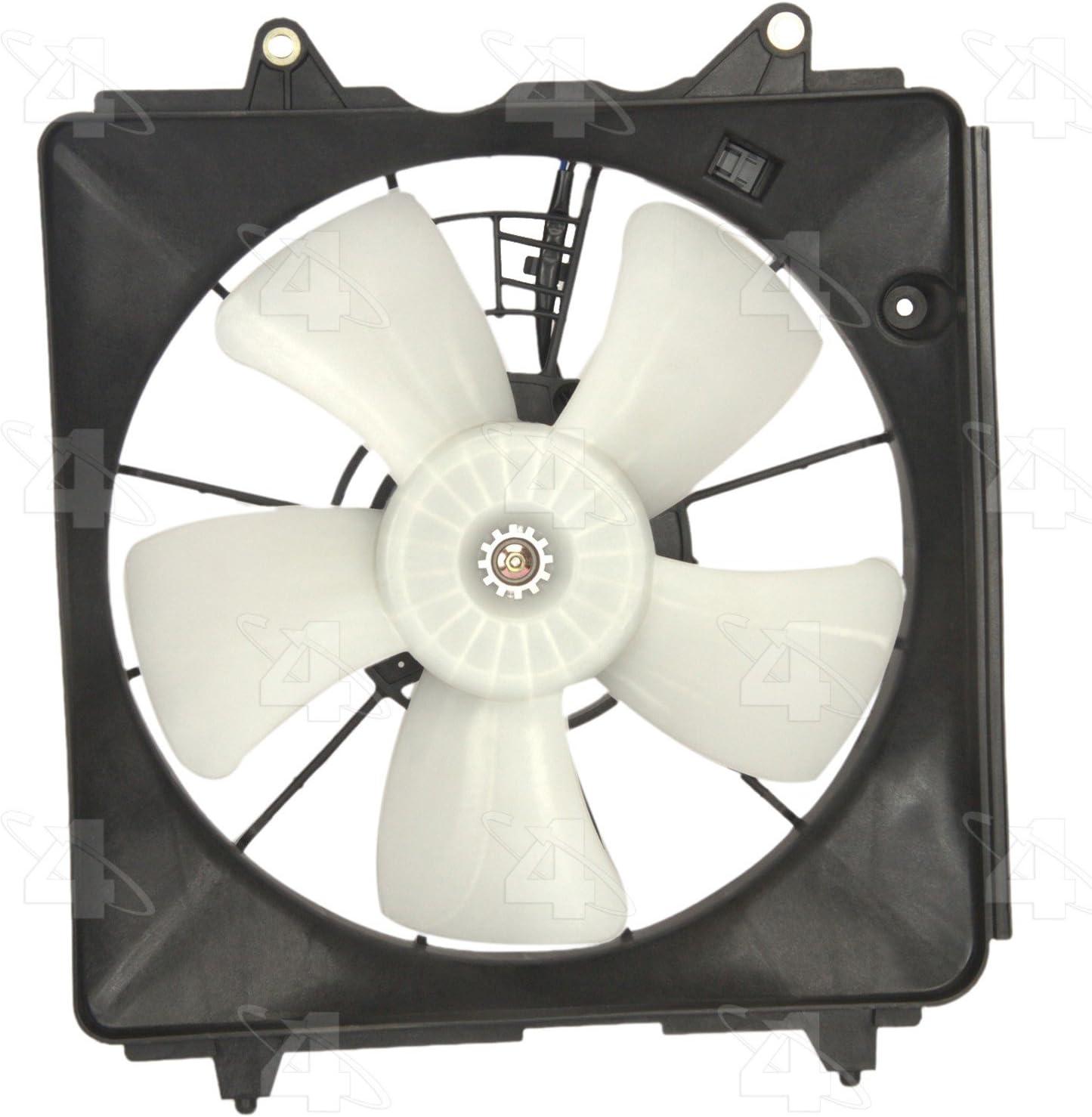 Four Seasons 75641 Radiator Fan Motor Assembly