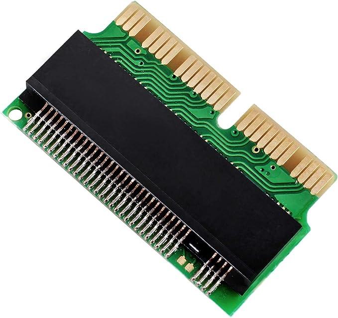 NGFF M.2 NVME SSD converter card adapter card for 2013-2015 Mac book air FBDU