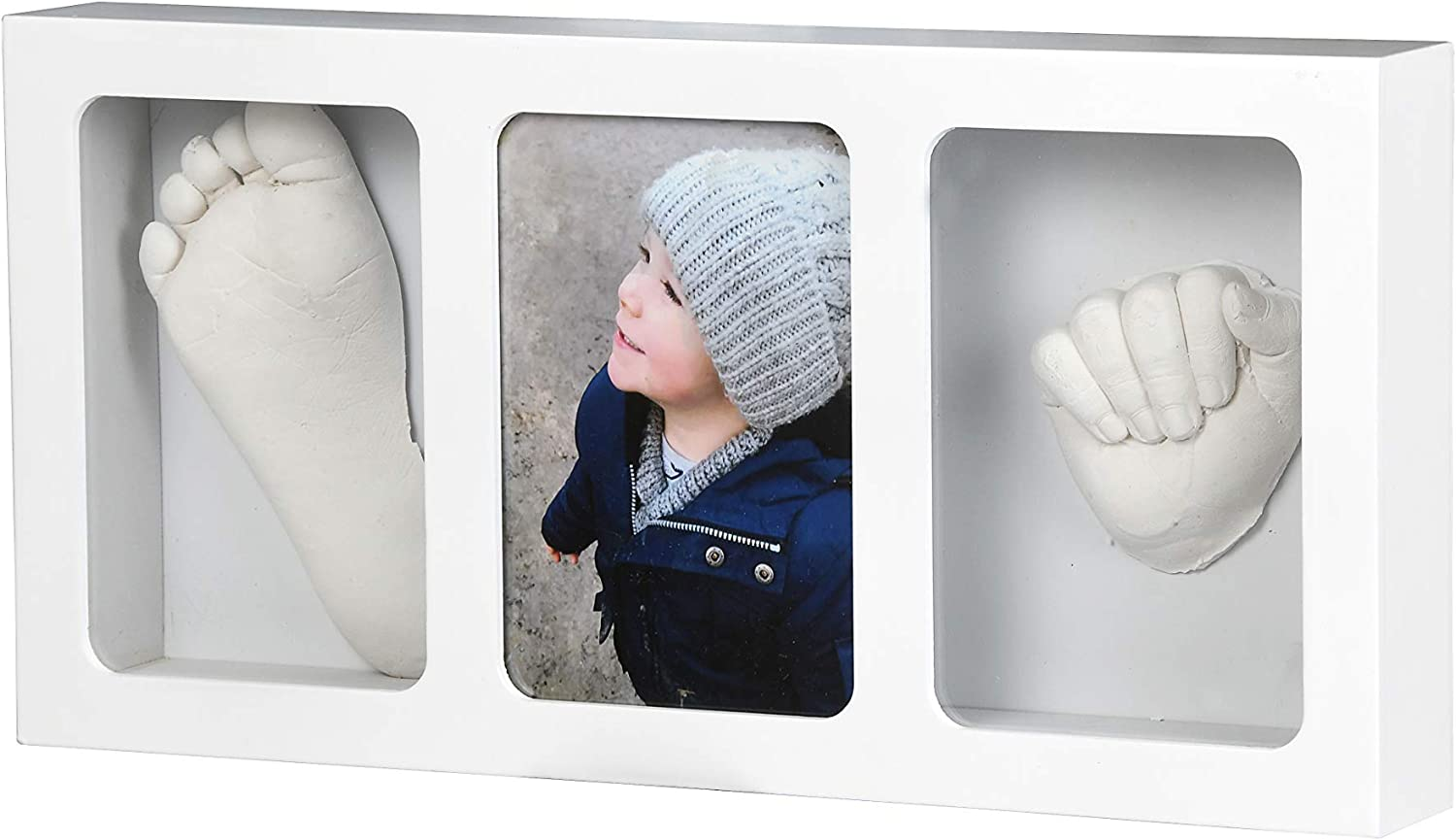 Baby Photo Frame and 3D Hand//Foot Moulding Kit