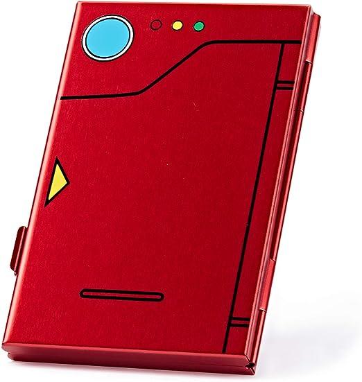 Funlab Premium Funda para Almacenamiento de Juegos para Nintendo Switch,Portátil y Delgado,Estuche Caja de Tarjeta de Juego adecuada para 6 juegos - Rojo: Amazon.es: Videojuegos