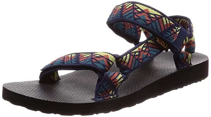 26793154122c Teva Men s Original Universal Sandal Blue  Teva  Amazon.ca  Shoes ...