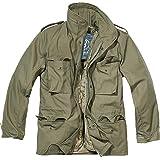 Branditメンズm65クラシックジャケットオリーブSサイズ
