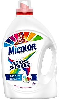 Micolor Detergente Líquido Colores Oscuros - 23 Lavados (1 ...