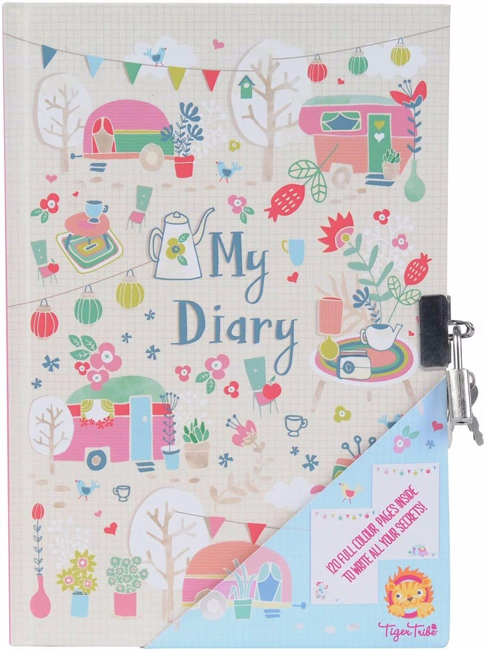 Girls Secret Diary / Journal For Children: Great little Diaries ...