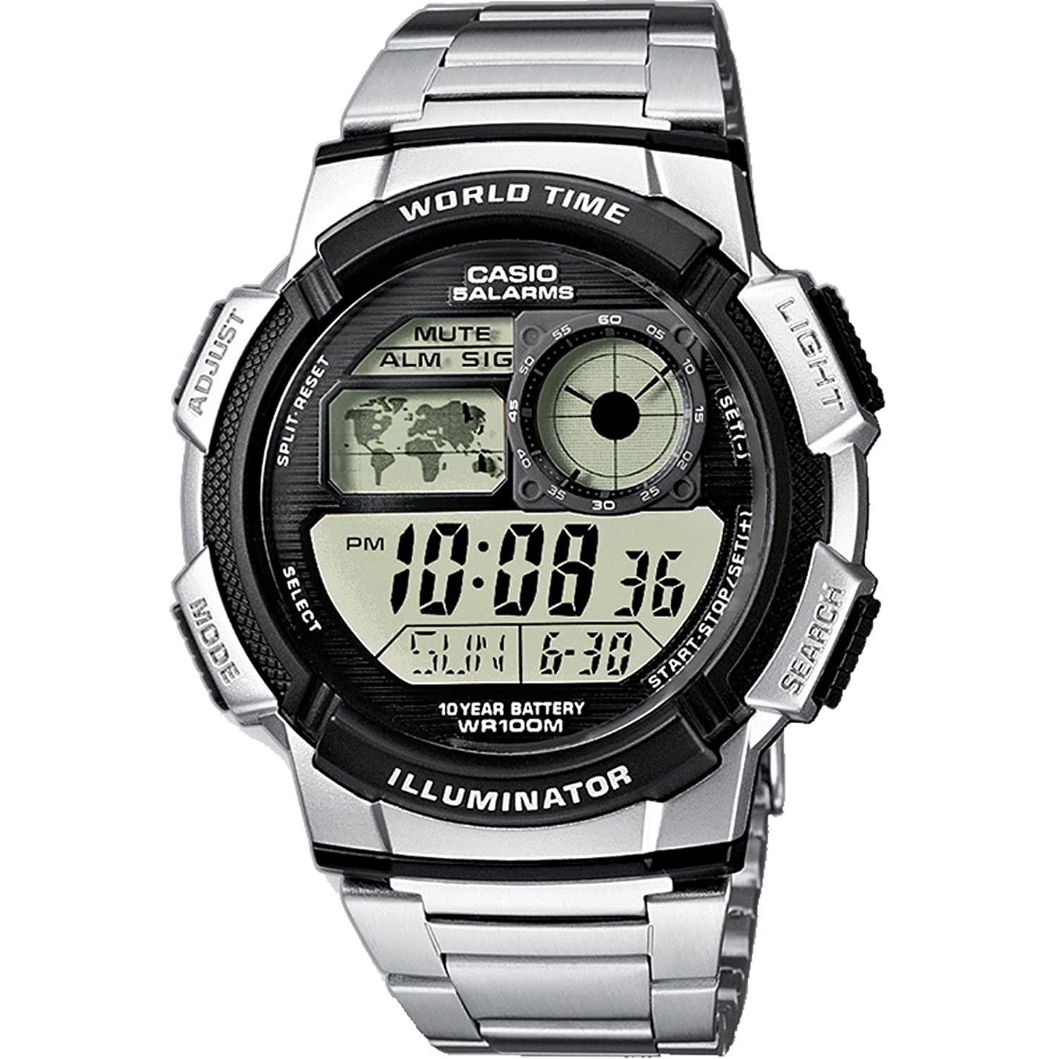 Reloj Casio Collection para Hombre AE WD AVEF