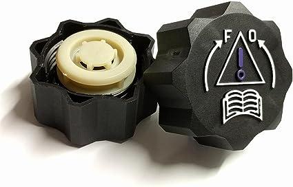 Voiture- Bouchons de Protection de Valve en Plastique Haute Qualit/é aux Normes de Qualit/é Europ/éennes Moto TriLance 25 Pcs Bouchons de Valve de Pneu pour Pneus de Velo