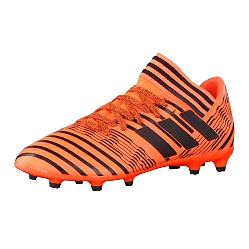 2c73ab56d760 adidas Kids Unisex Nemeziz 17.3 Firm Ground Cleats Soccer Shoes ...