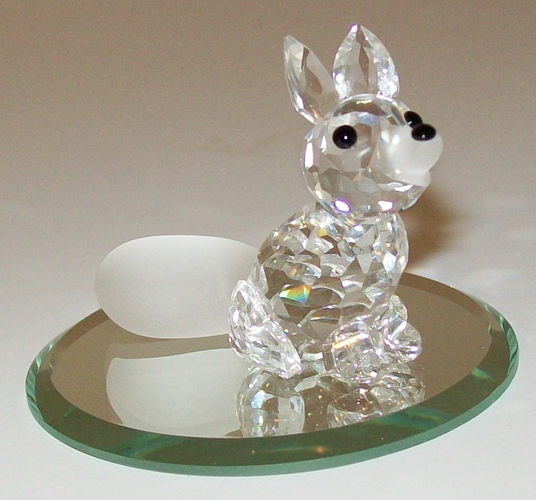 Swarovski Figur Fuchs Fox in OVP