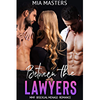 Between the Lawyers: MMF Bisexual Menage Romance (Between Them) (English Edition)