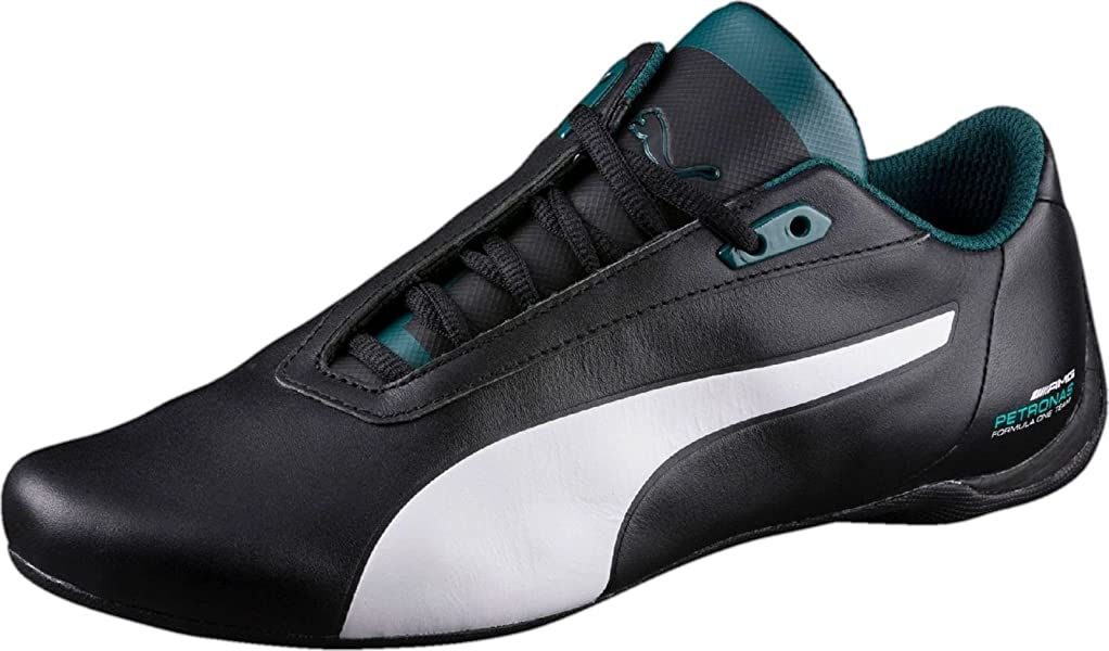 b1ada8aa32b Mercedes Amg Petronas Future Cat Trainers 305942 02 Size 7 Black