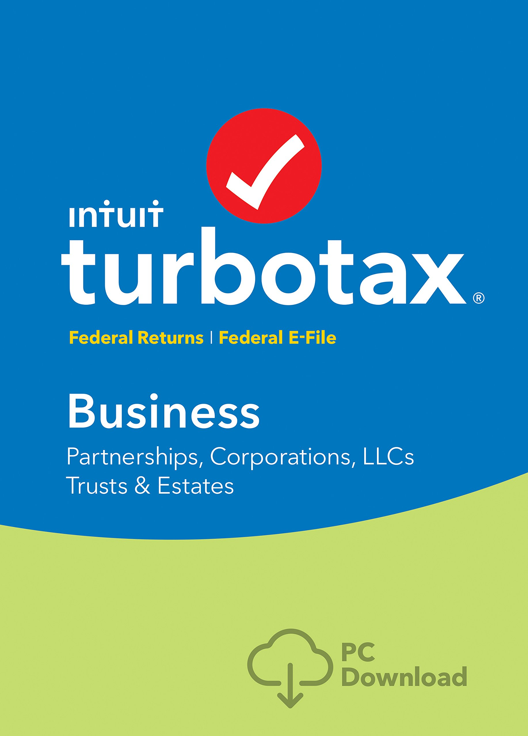 TurboTax Business 2018 Tax Software [PC Download] by Intuit, Inc.