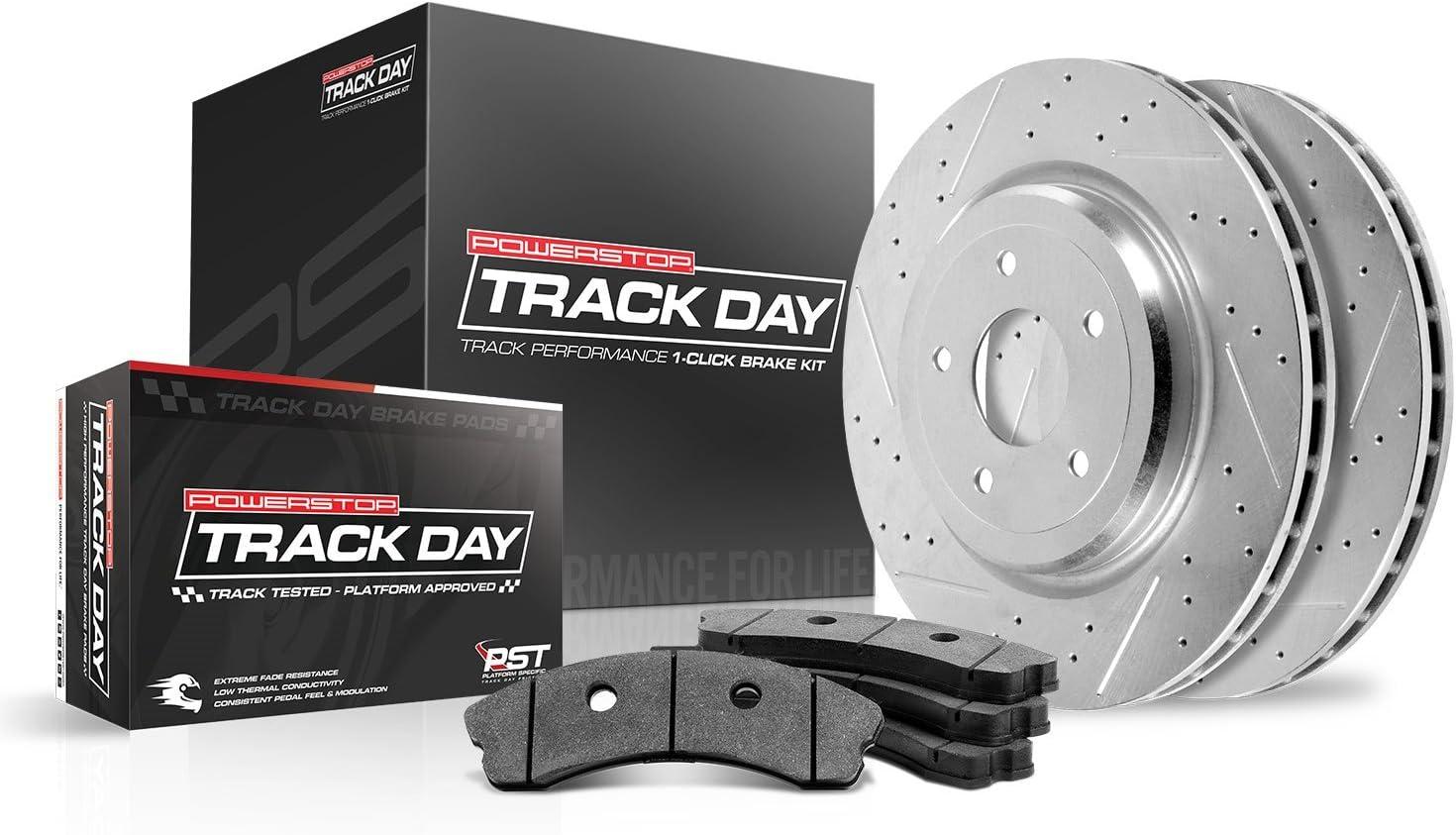 Power Stop TDK6111 Track Day Kit