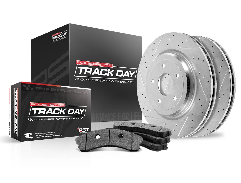 Power Stop TDK6528 Track Day Brake Kit