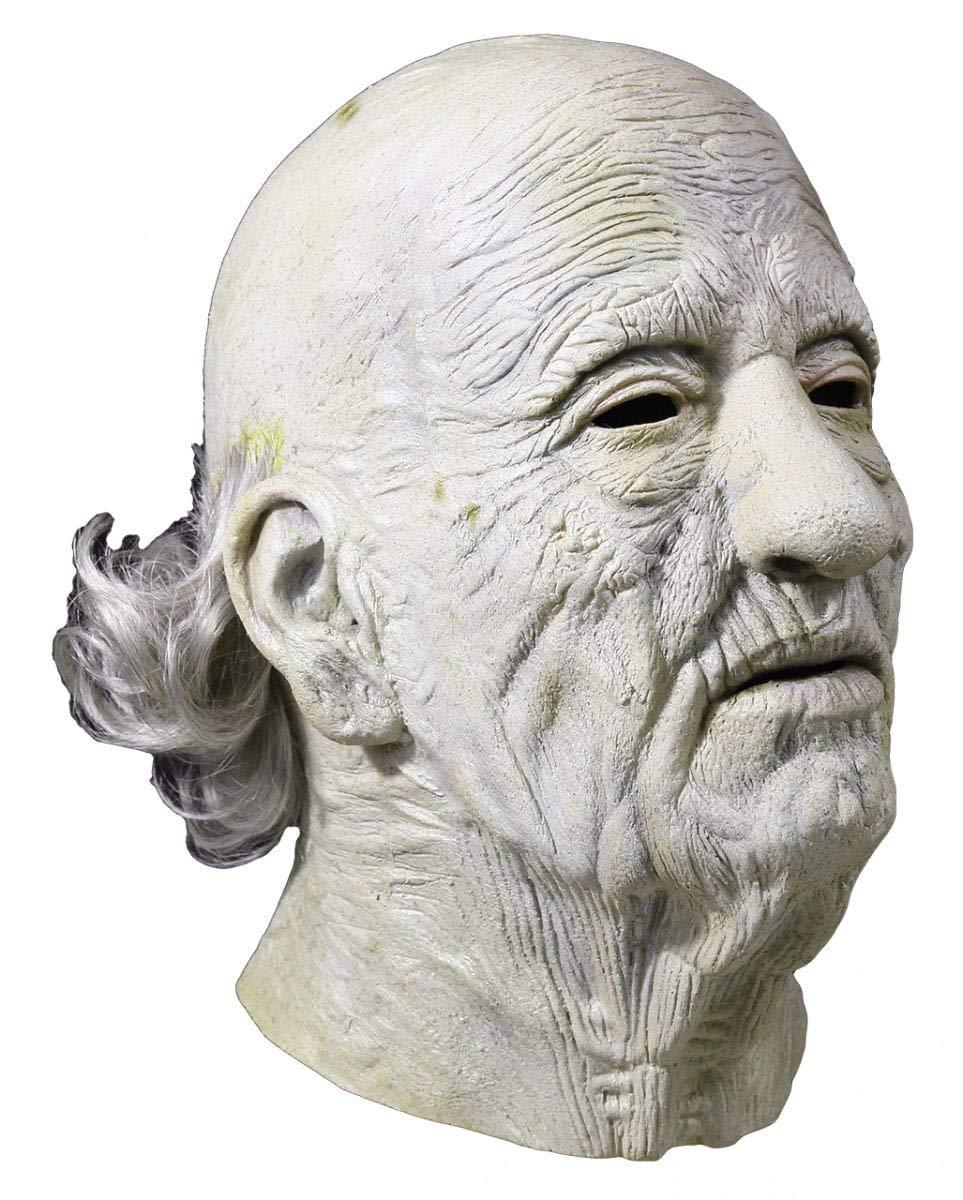Horror-Shop La matanza de Texas abuelo máscara: Amazon.es: Juguetes y juegos