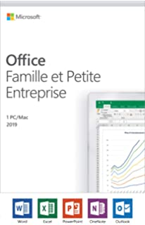 difference between office professional plus and home and business 2019