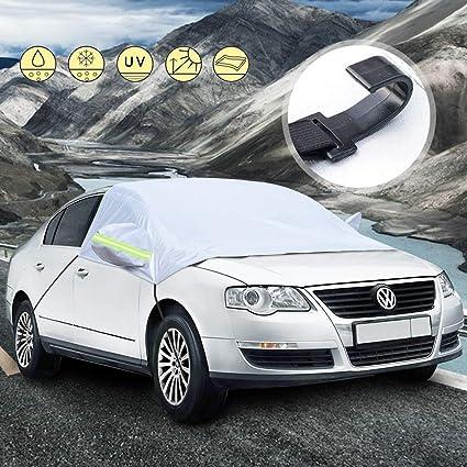 Couverture De Pare-Brise De Protecteur Anti-Givre Et Anti-Givre Couverture De Pare-Brise De Voiture Parfaite pour Voitures SUV Toutes Les Ann/ées /Ét/é//Hiver