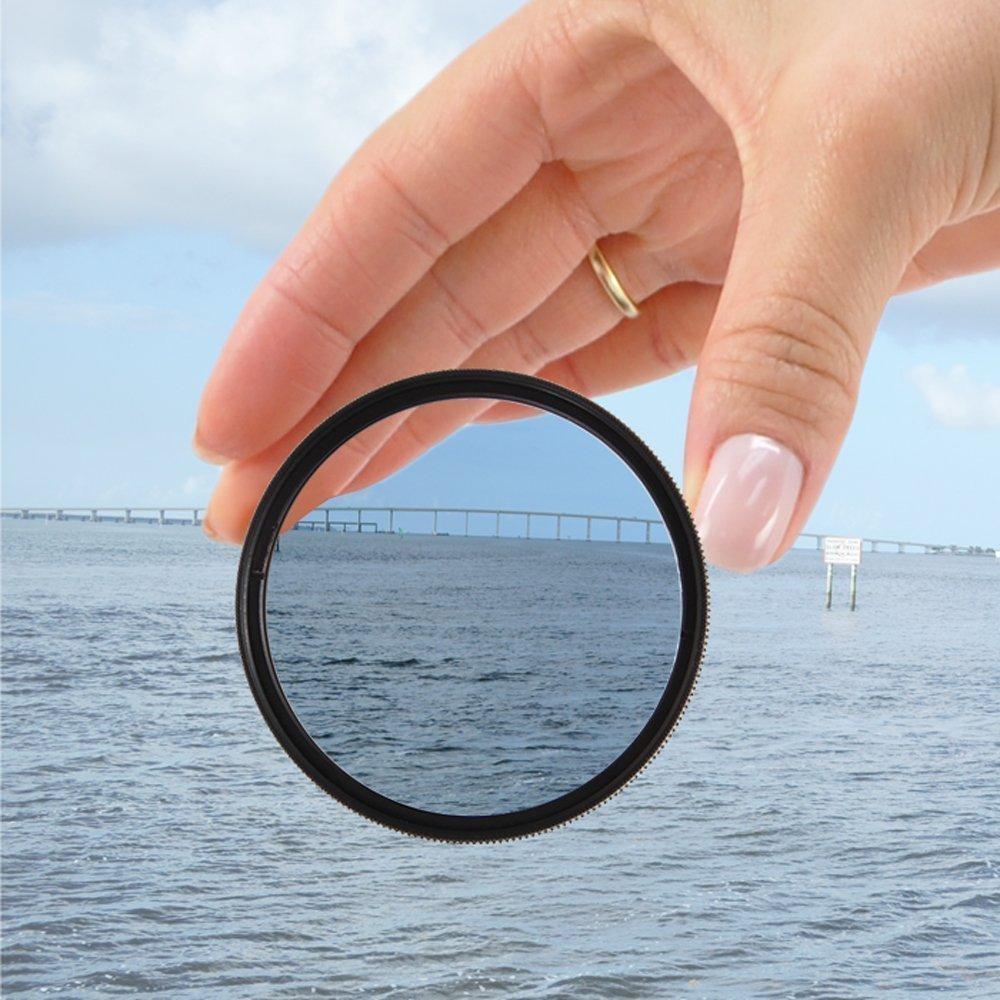 95MM Filter Ultra Violet UV Filter Tamron 150-600mm F/5-6.3, 650-1300mm f/8-16 Zoom, 500mm f/6.3 Mirror T-Mount Lens by BiG DIGITAL