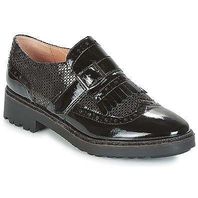 c45ec458ac Karston Web Mocassins Femme Noir - 39: Amazon.fr: Chaussures et Sacs
