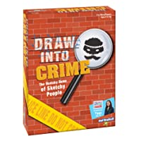 Draw Into Crime Game -- A Game Created for Kids