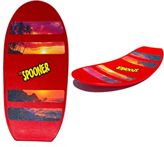 product image for Spooner Boards Freestyle - Red