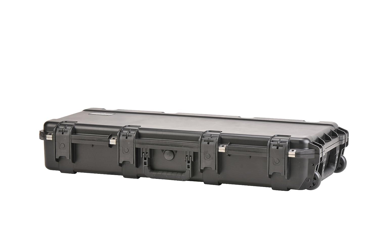 SKB 3I-3614-6B-L iSeries 36 x 14 x 6 Inches Empty with Wheels Layered Foam