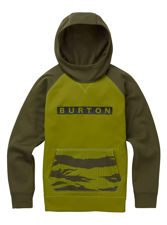 Burton Boys Crown Bonded Pullover Hoodie Burton Snowboards 13846100997M