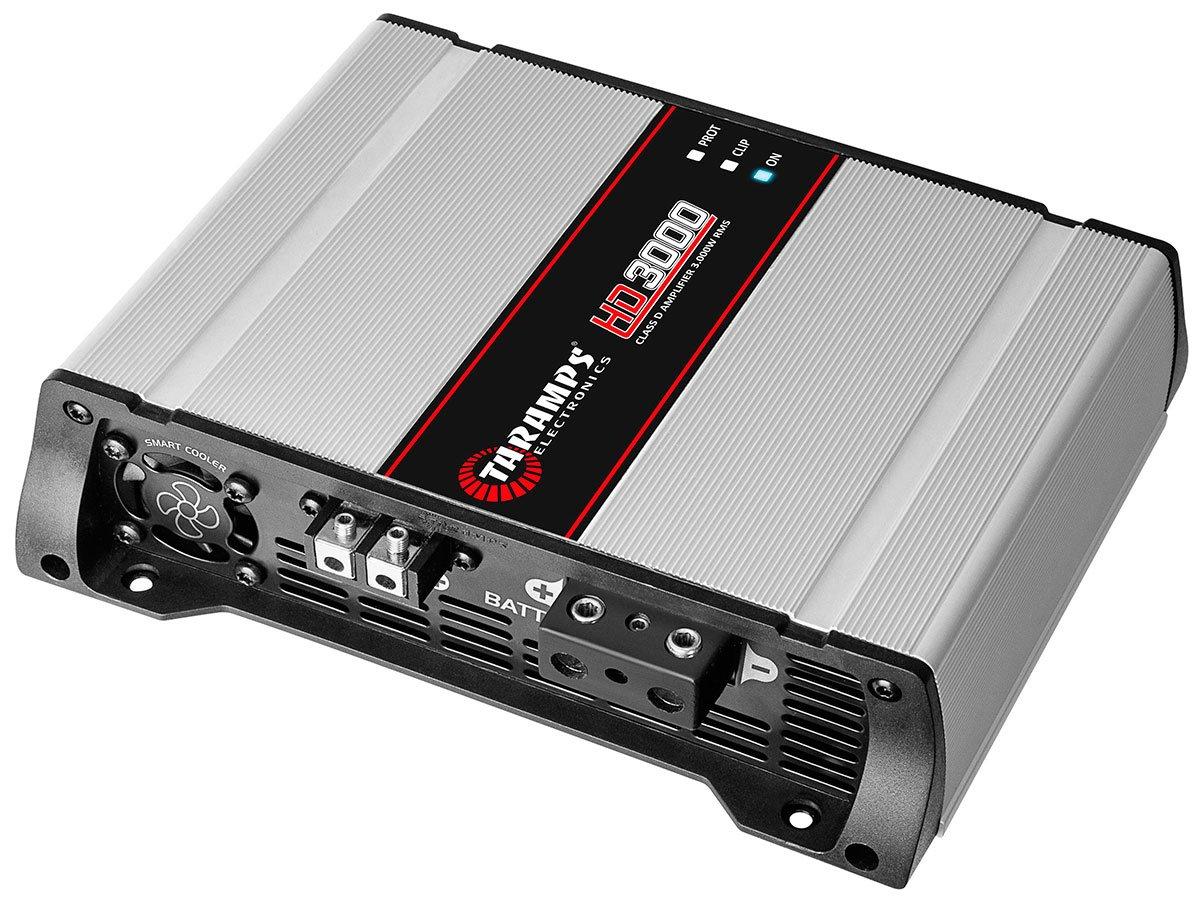 Taramps HD 3000 2 Ohms Class D Full Range Mono Amplifier