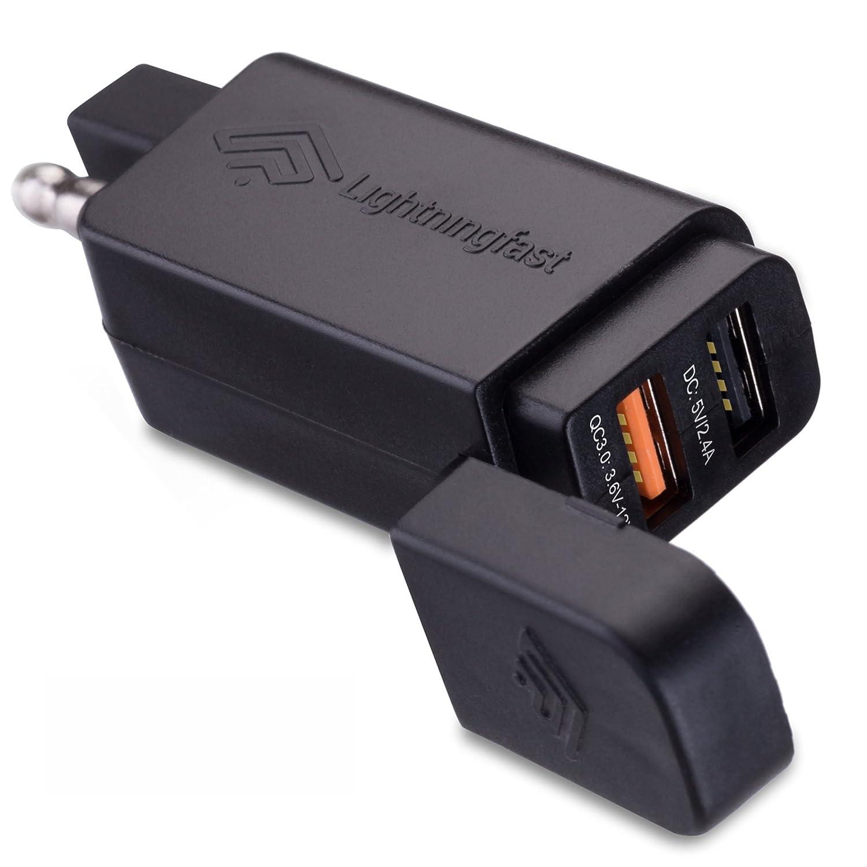 Amazon.com: Adaptador SAE a USB Lightningfast – Conector de ...