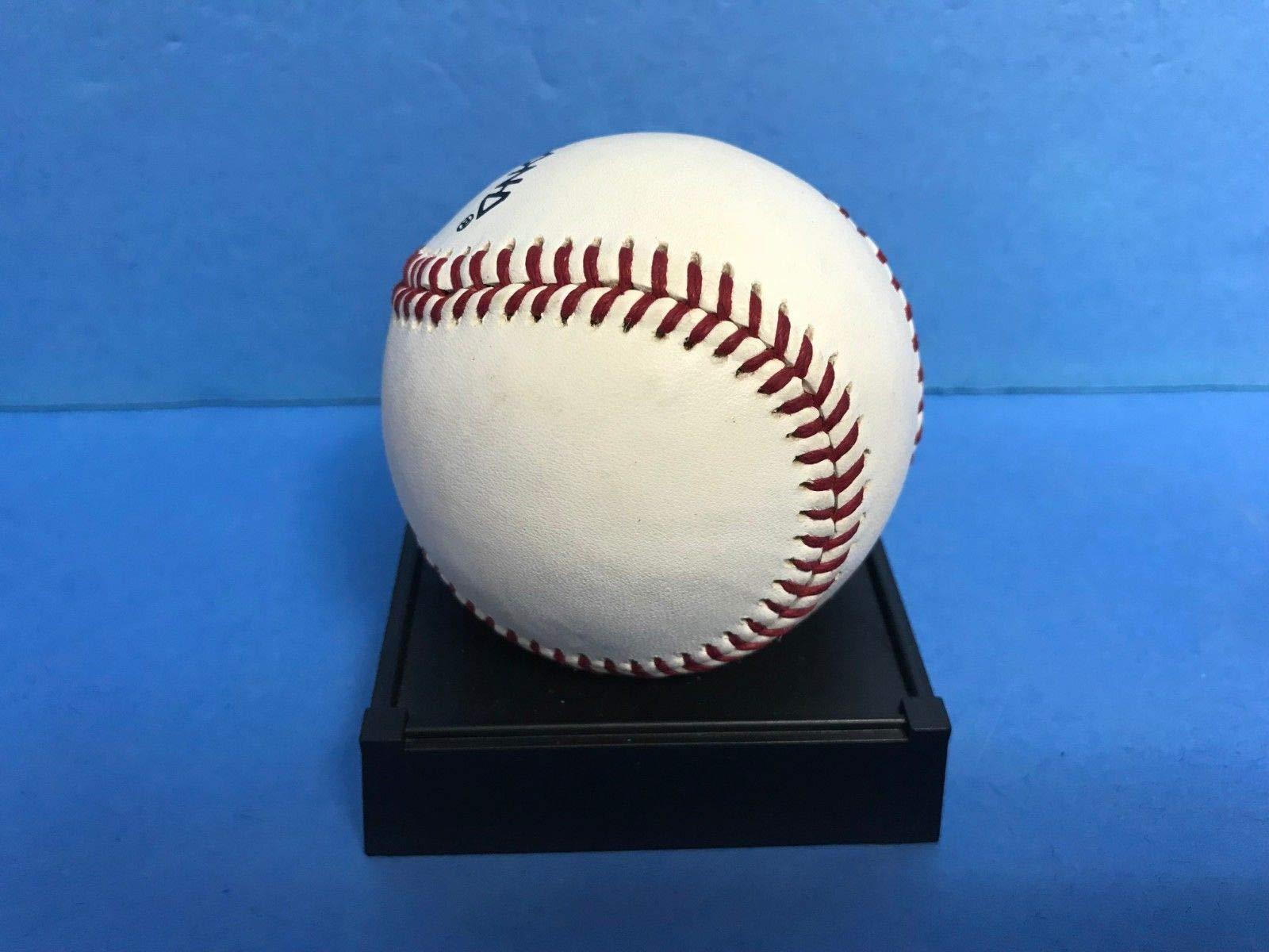 Cookie Rojas Kansas City Royals Signed Autograph Baseball