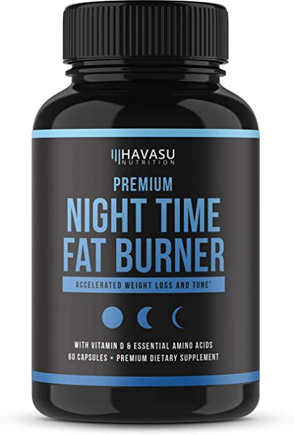 Amazon Com Havasu Nutrition Premium Night Time Weight Loss Pills