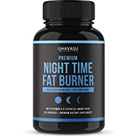 Havasu Nutrition Premium Night Time Weight Loss Pills with Vitamin D, Green Coffee...