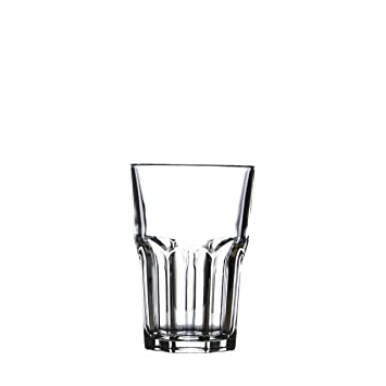 610a553c186 Image Unavailable. Image not available for. Color  GRANITY Water Beverage  HIGHBALL Glasses Set