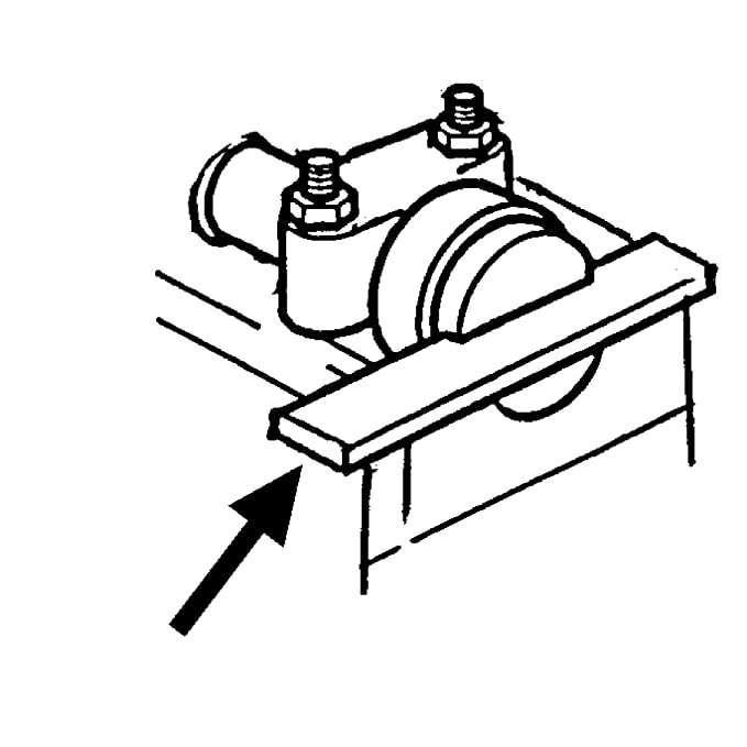 Quadrajet Fuel Filter Replacement