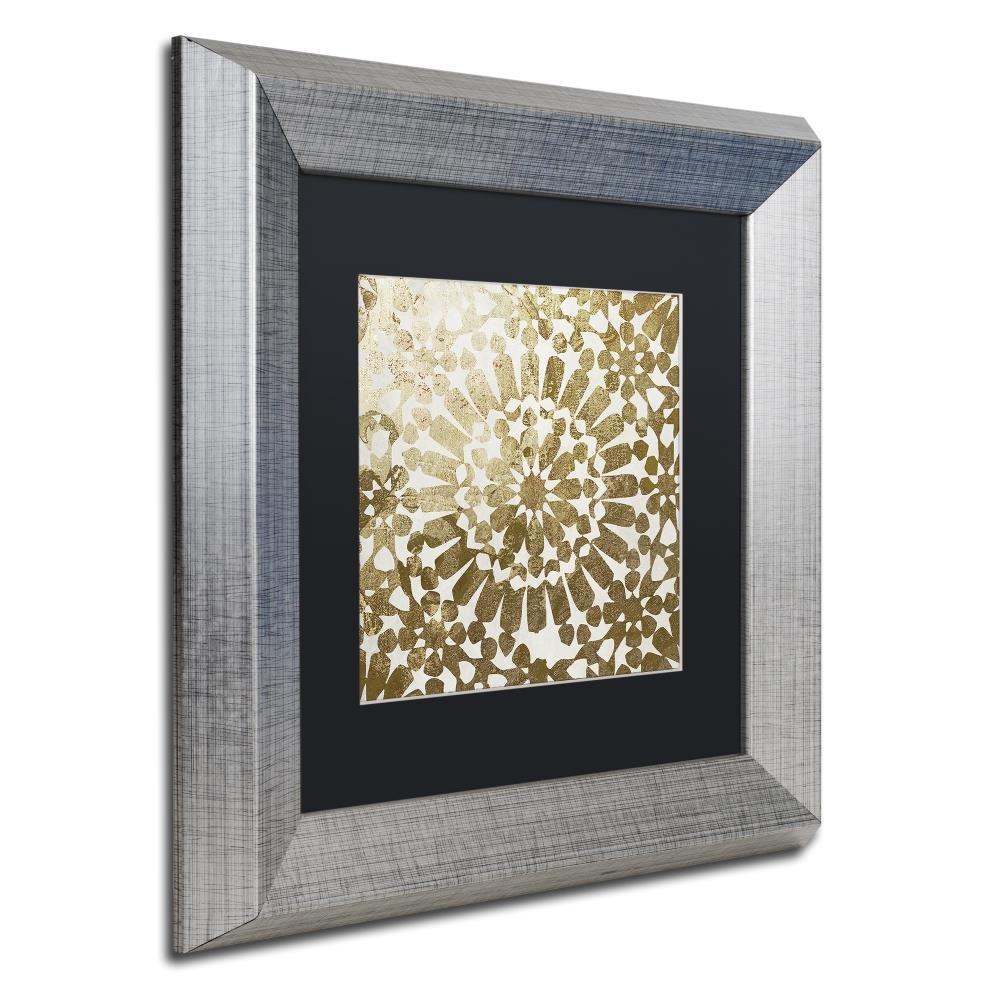 Black ornate frame Oval Amazoncom Moroccan Gold Ornate Frame By Color Bakery Black Matte Silver Frame 16x16inch Home Kitchen Amazoncom Amazoncom Moroccan Gold Ornate Frame By Color Bakery Black