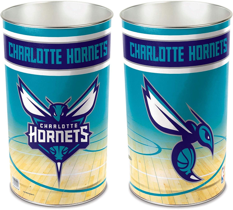 Team Effort Charlotte Hornets Charlotte Hornets Wastebasket