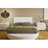 Hogar24-Cabecero Cama tapizado 155 x 55 x 3,0 cm, válido para Cama 135 y 150 cm.…