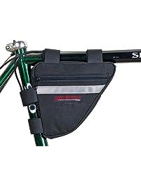 Lezyne Aero Caddy Water Resistant Saddle Bag In Black