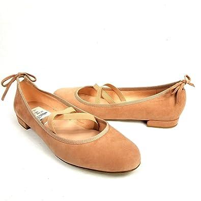 99feb596e4c4 Image Unavailable. Image not available for. Color  Stuart Weitzman Bolshoi  Ballet Flat ...