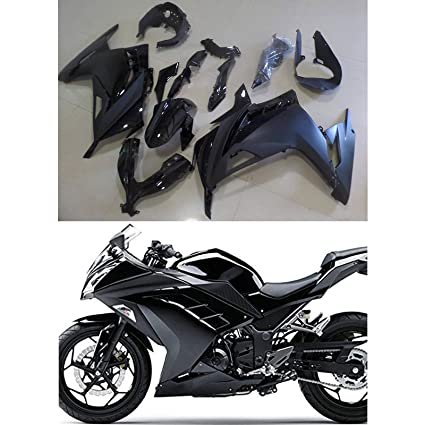 Moto Onfire Motorcycle Fairings Kits For Kawasaki Ninja 300 EX300R ZX300R 2013 2014 2015 2016