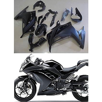 Moto Onfire Motorcycle Fairings Kits For Kawasaki Ninja 300 EX300R ZX300R 2013 2014 2015 2016