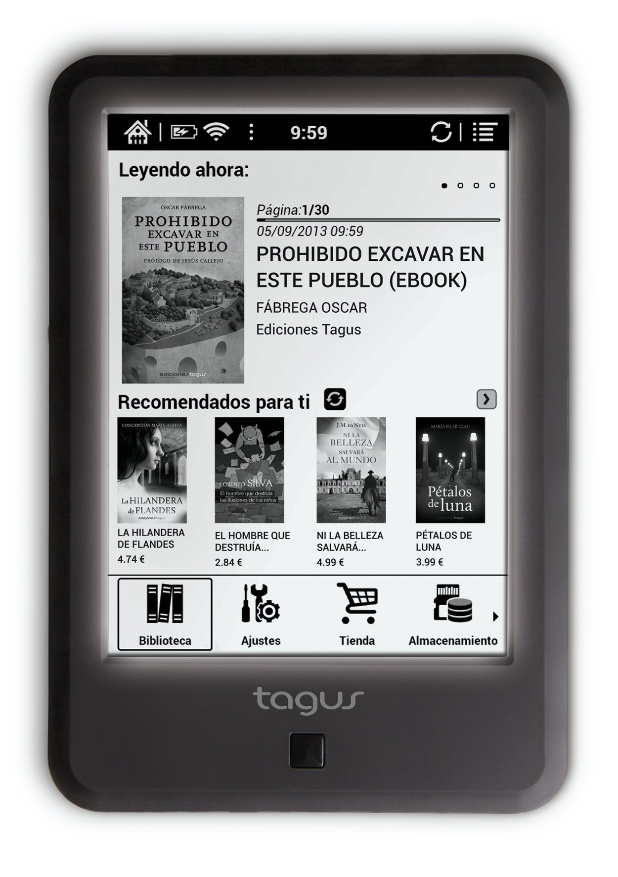 Tagus Lux 2014. El Precio Es En Dolares: Tagus: Amazon.com ...