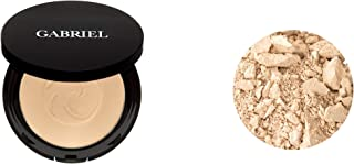 product image for GABRIEL COSMETICS Bamboo Dual Powder Foundation, 9 GR