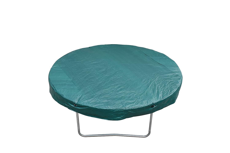 Zero Gravity Ultima - Funda para cama elástica resistente a los rayos UV de material grueso (180 g/m²); protege del clima y los residuos; ...