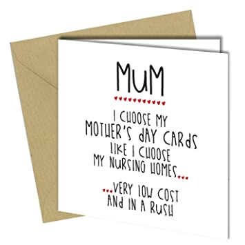 474 mothers day birthday greeting card mum nursing home humour 474 mothers day birthday greeting card mum nursing home humour funny rude top quality m4hsunfo