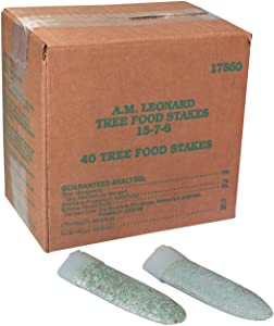 A.M. Leonard Tree Food Stakes for Trees and Shrubs