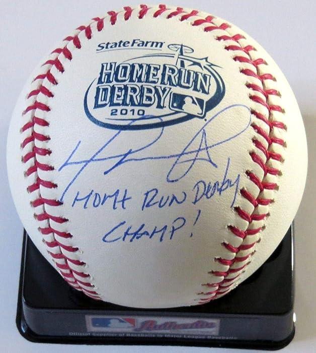 Top 8 2010 Mlb Home Run Derby Balls