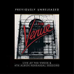 Live At The Venue / 4th Album Rehearsal Sessions